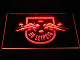 RB Leipzig LED Neon Sign - Red - SafeSpecial