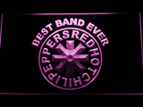 Red Hot Chili Peppers Best Band Ever LED Neon Sign - Purple - SafeSpecial