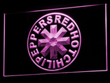 Red Hot Chili Peppers LED Neon Sign - Purple - SafeSpecial