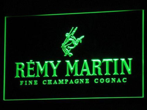 Image of Remy Martin LED Neon Sign - Green - SafeSpecial