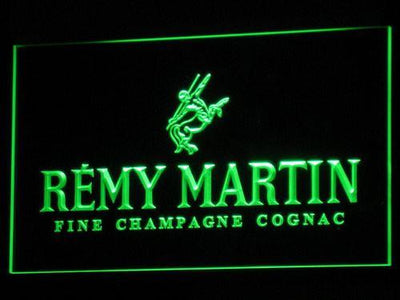Remy Martin LED Neon Sign - Green - SafeSpecial