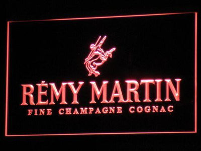 Remy Martin LED Neon Sign - Red - SafeSpecial