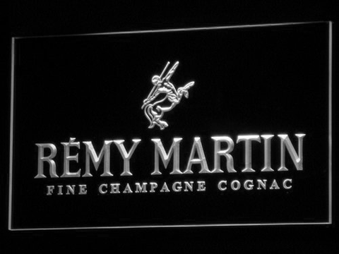 Image of Remy Martin LED Neon Sign - White - SafeSpecial