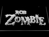 Rob Zombie LED Neon Sign - White - SafeSpecial