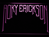 Roky Erickson LED Neon Sign - Purple - SafeSpecial