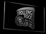 Rolling Rock Extra Pale LED Neon Sign - White - SafeSpecial