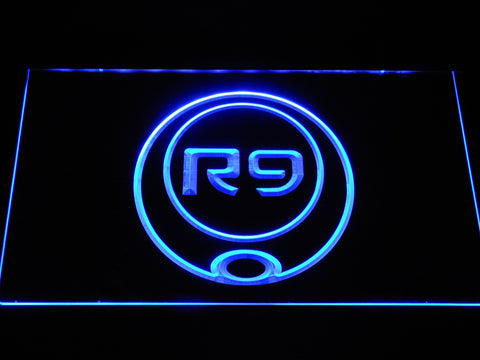 Ronaldo R9 LED Neon Sign - Blue - SafeSpecial