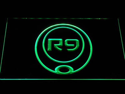 Ronaldo R9 LED Neon Sign - Green - SafeSpecial
