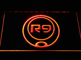 Ronaldo R9 LED Neon Sign - Orange - SafeSpecial
