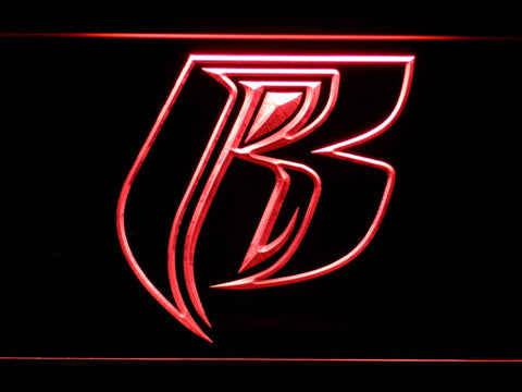 Image of Ruff Ryders LED Neon Sign - Red - SafeSpecial