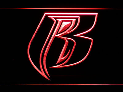 Ruff Ryders LED Neon Sign - Red - SafeSpecial