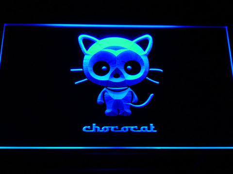 Image of Sanrio Chococat LED Neon Sign - Blue - SafeSpecial