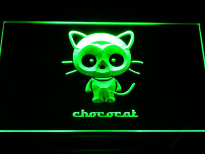 Sanrio Chococat LED Neon Sign - Green - SafeSpecial
