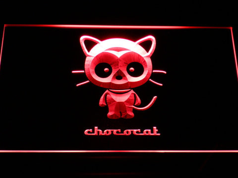 Image of Sanrio Chococat LED Neon Sign - Red - SafeSpecial