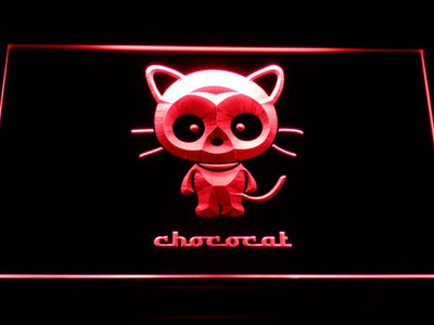 Sanrio Chococat LED Neon Sign - Red - SafeSpecial