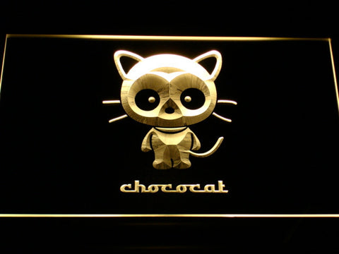 Image of Sanrio Chococat LED Neon Sign - Yellow - SafeSpecial