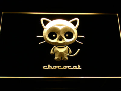 Sanrio Chococat LED Neon Sign - Yellow - SafeSpecial
