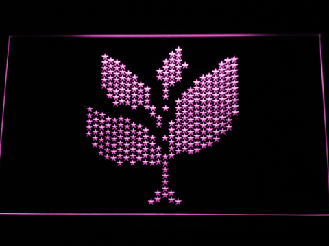 Image of Sasha and John Digweed Spring Club Tour 2008 LED Neon Sign - Purple - SafeSpecial