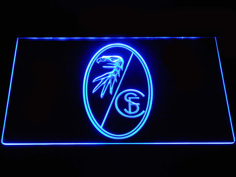 SC Freiburg LED Neon Sign - Blue - SafeSpecial
