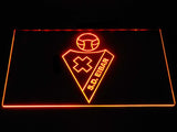 SD Eibar LED Neon Sign - Orange - SafeSpecial