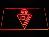 SD Eibar LED Neon Sign - Red - SafeSpecial