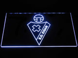 SD Eibar LED Neon Sign - White - SafeSpecial