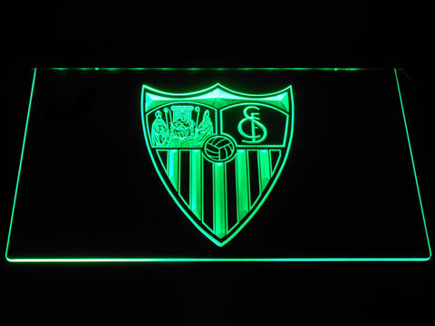 Image of Sevilla FC LED Neon Sign - Green - SafeSpecial