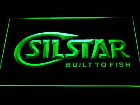 Silstar LED Neon Sign - Green - SafeSpecial