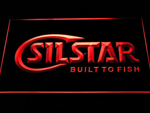 Silstar LED Neon Sign - Red - SafeSpecial