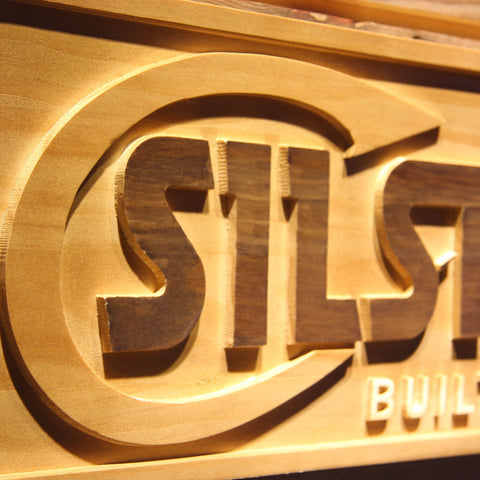 Image of Silstar Wooden Sign - - SafeSpecial