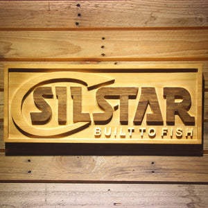 Silstar Wooden Sign - Small - SafeSpecial