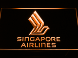 Singapore Airlines LED Neon Sign - Orange - SafeSpecial