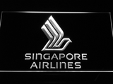 Singapore Airlines LED Neon Sign - White - SafeSpecial