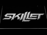 Skillet LED Neon Sign - White - SafeSpecial