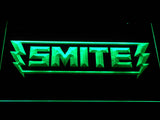 Smite LED Neon Sign - Green - SafeSpecial
