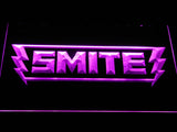 Smite LED Neon Sign - Purple - SafeSpecial