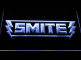 Smite LED Neon Sign - White - SafeSpecial