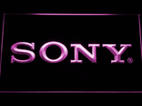 Sony LED Neon Sign - Purple - SafeSpecial