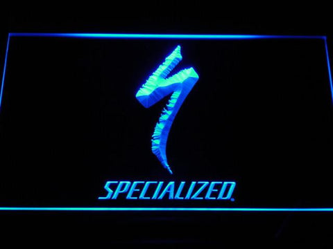 Specialized LED Neon Sign - Blue - SafeSpecial