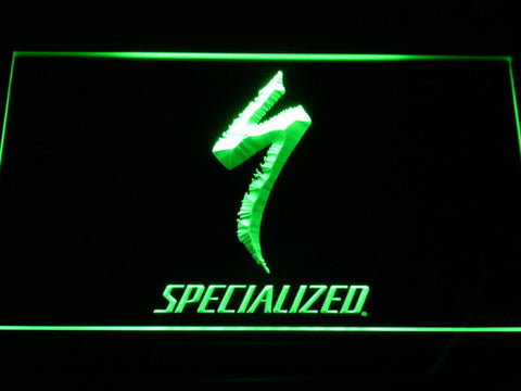 Specialized LED Neon Sign - Green - SafeSpecial