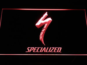 Specialized LED Neon Sign - Red - SafeSpecial
