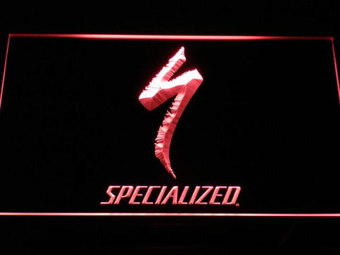 Image of Specialized LED Neon Sign - Red - SafeSpecial