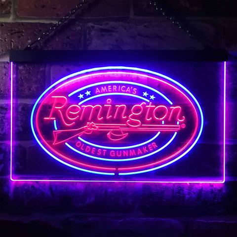Image of Remington Neon-Like LED Sign - Dual Color