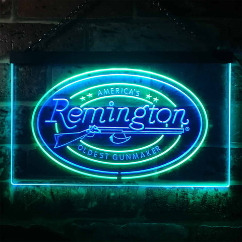 Remington Neon-Like LED Sign - Dual Color