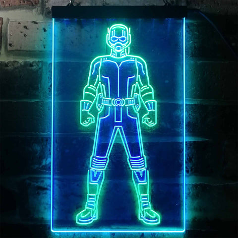 Image of Ant Man Neon-Like LED Sign - Dual Color