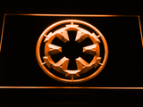 Star Wars Galactic Empire LED Neon Sign - Orange - SafeSpecial