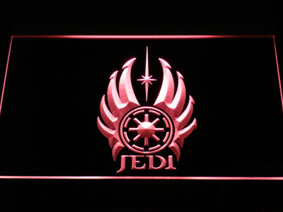 Star Wars Jedi Code LED Neon Sign - Red - SafeSpecial