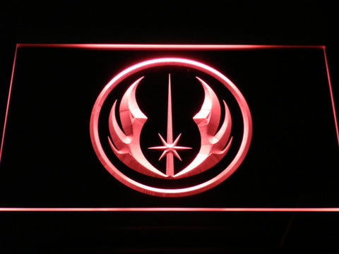 Star Wars Jedi Order LED Neon Sign - Red - SafeSpecial