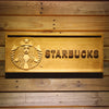 Starbucks Wooden Sign - Small - SafeSpecial