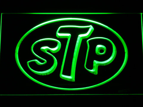 Image of STP LED Neon Sign - Green - SafeSpecial